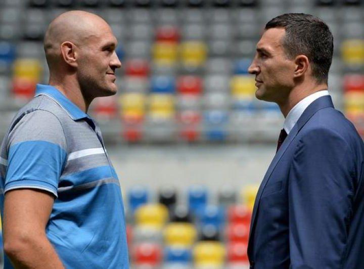 Klitschko's Fury Will Silence Tyson Fury