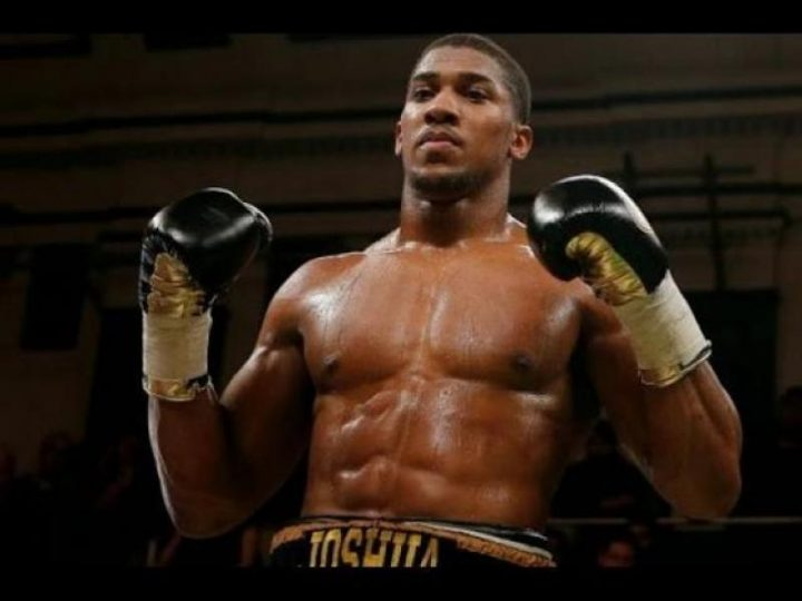 Joshua Will Be One Fight Nearer To Becoming Heavyweight World Champ Tomorrow Night